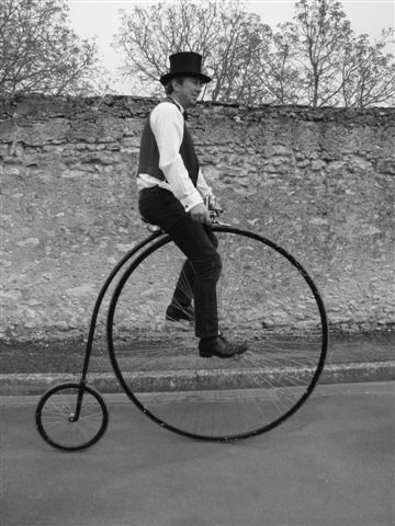 What Is Ect >> ADVBE animation sur vélo ancien